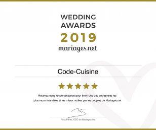 Prix Wedding Awards 2019